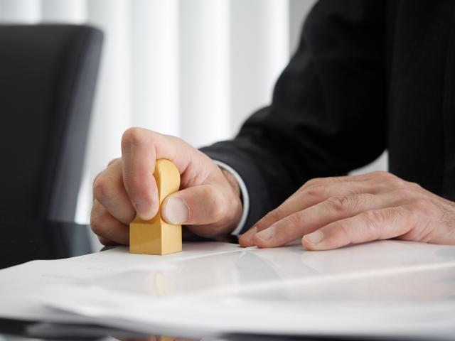 法定帳簿の作成と保管